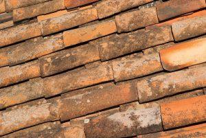 tejas de terracota